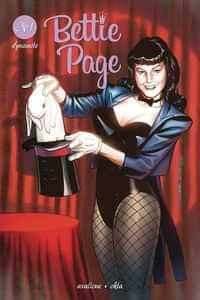 Bettie Page #1 CVR C Williams