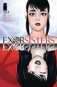Exorsisters #2 CVR A Lagace
