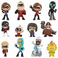 Incredibles 2 Mystery Minis Mystery Box