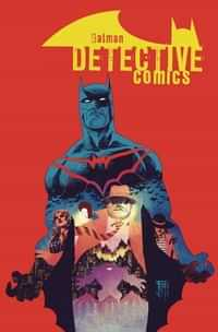 Batman HC Manapul and Buccellato Deluxe Edition