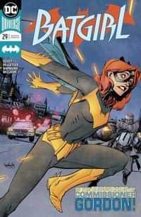 Batgirl #29 CVR A