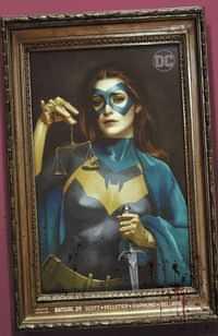 Batgirl #29 CVR B
