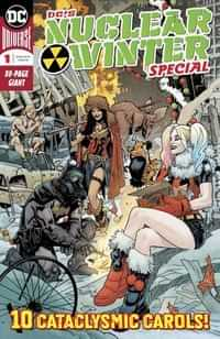 DC Nuclear Winter Special One-Shot