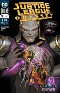 Justice League Odyssey #3 CVR A