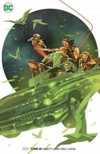 Titans #30 CVR B