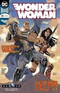 Wonder Woman #59 CVR A
