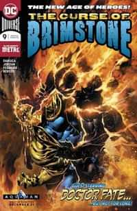Curse of Brimstone #9