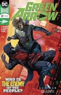 Green Arrow #47 CVR A