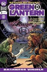Green Lantern #2 CVR A