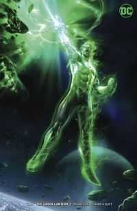 Green Lantern #2 CVR B