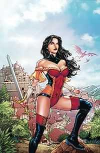 Grimm Fairy Tales #24 CVR A Salazar