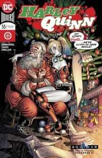 Harley Quinn #55 CVR A