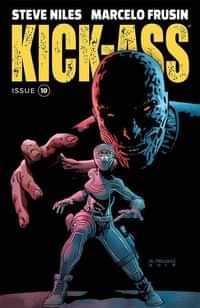 Kick-Ass #10 CVR A Frusin
