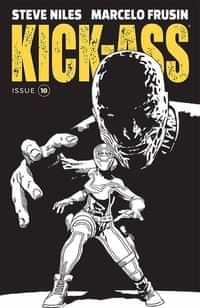 Kick-Ass #10 CVR B Frusin