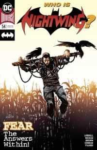 Nightwing #54 CVR A