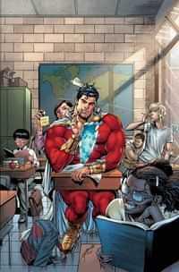 Shazam #1 CVR A