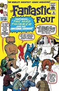 True Believers One-Shot Fantastic Four Mad Thinker Droid