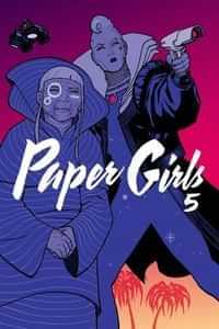 Paper Girls TP V5