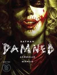 Batman Damned #2 CVR A