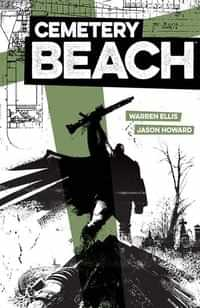 Cemetery Beach #4 CVR A Howard