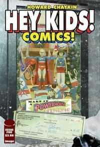 Hey Kids Comics #5 CVR A Cameron