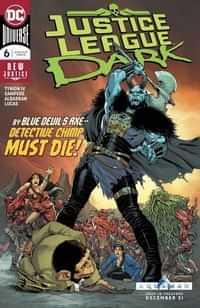Justice League Dark #6 CVR A
