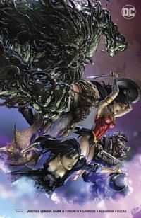 Justice League Dark #6 CVR B