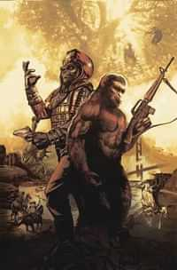 Planet of the Apes Simian Age #1 CVR A
