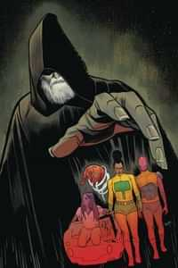 Quantum Age from the World of Black Hammer #5 CVR A Torres