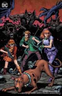 Scooby Apocalypse #32 CVR B