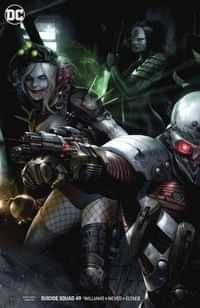 Suicide Squad #49 CVR B
