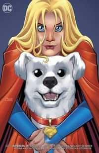 Supergirl #25 CVR B
