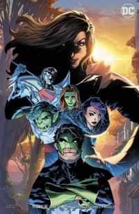 Titans #31 CVR B