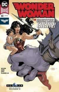 Wonder Woman #60 CVR A