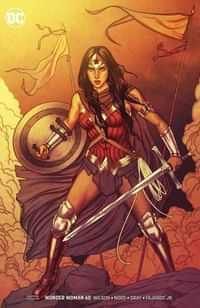 Wonder Woman #60 CVR B
