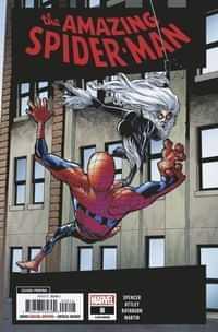 Amazing Spider-Man #8 Second Printing
