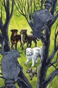 Beasts of Burden Wise Dogs and Eldritch Men #4 CVR B