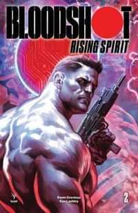 Bloodshot Rising Spirit #2 CVR A Massafera