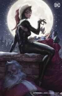 Catwoman #6 CVR B