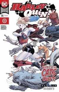 Harley Quinn #56 CVR A
