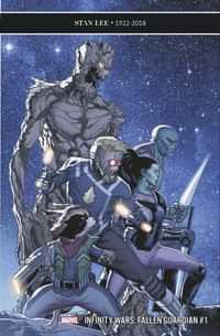 Infinity Wars One-Shot Fallen Guardian