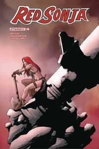 Red Sonja #24 CVR A Mckone