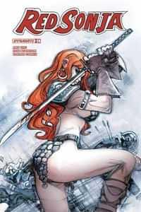 Red Sonja #24 CVR B Moritat