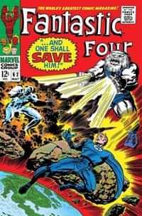 True Believers One-Shot Fantastic Four Blastaar