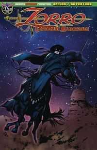 Zorro Legendary Adventures #1