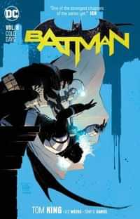 Batman TP Rebirth Cold Days