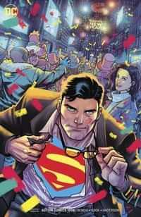 Action Comics #1006 CVR B
