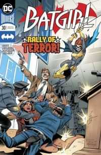 Batgirl #30 CVR A