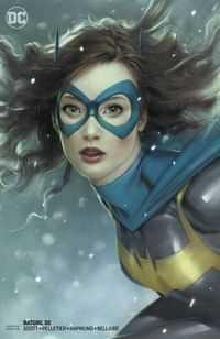 Batgirl #30 CVR B