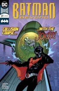 Batman Beyond #27 CVR A
